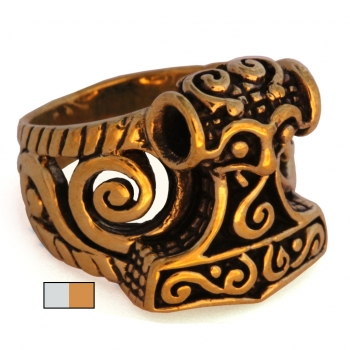 "Wikinger Ring  ""Thorberg"""